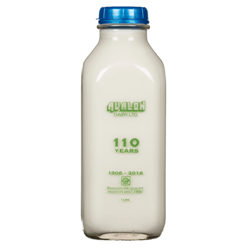 Picture of 2% Partly Skimmed Milk - 1 L