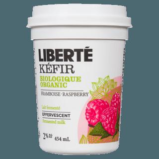 Picture of Effervescent Kéfir - Raspberry - 454 ml