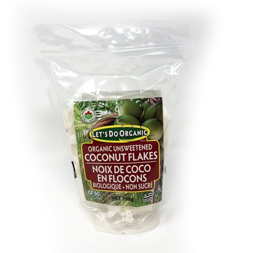 Picture of Coconut - Unsweetened - 200 g