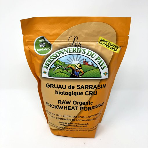 Picture of Raw Organic Buckwheat Porridge - 400 g
