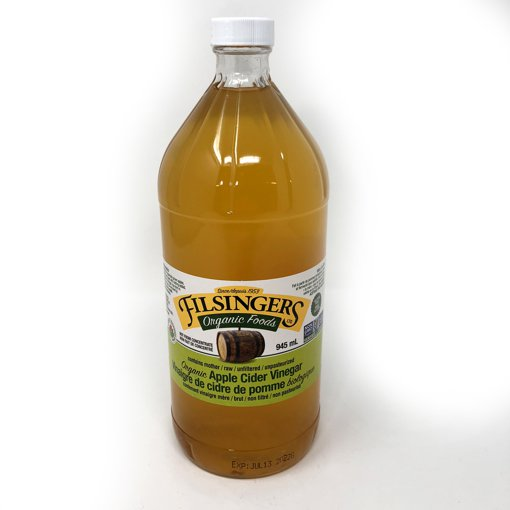 Picture of Organic Apple Cider Vinegar - 945 ml