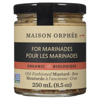 Picture of Mustard - Old-Fashioned - 250 ml
