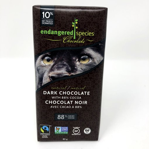 Picture of Chocolate Bar - Dark Chocolate with 88% Cocoa - 85 g