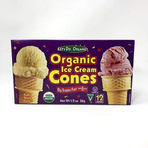 Picture of Sugar Cones - 132 g
