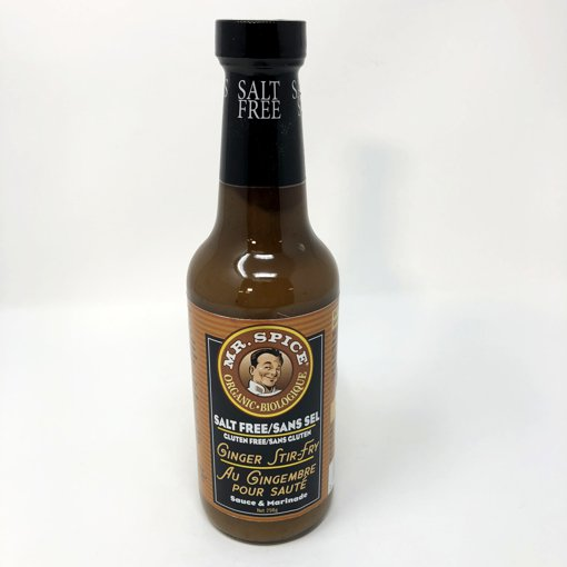 Picture of Sauce & Marinade - Ginger Stir Fry - 298 g