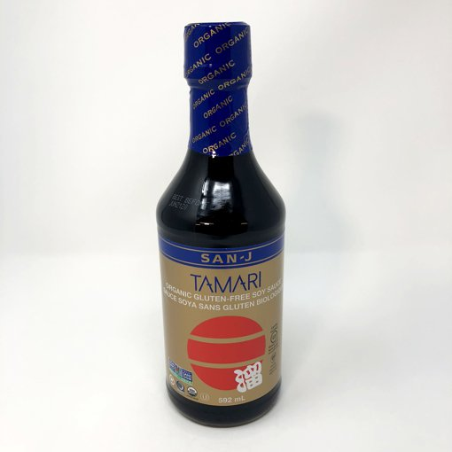 Picture of Gluten-Free Soy Sauce - Tamari - 296 ml