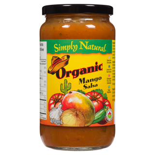 Picture of Salsa - Mango - 470 ml