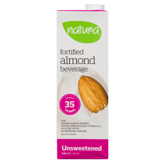 Picture of Almond Beverage - Unsweetened - 946 ml