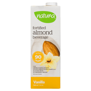 Picture of Almond Beverage - Vanilla - 946 ml