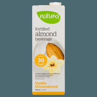 Picture of Almond Beverage - Unsweetened Vanilla - 946 ml