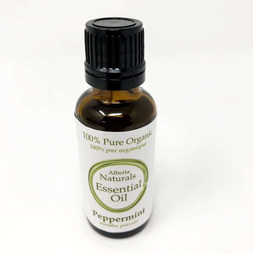 Picture of Peppermint Organic Essential Oil - 30 ml