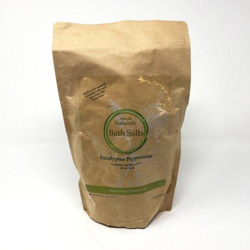 Picture of Bath Salts - Eucalyptus Peppermint - 1 kg
