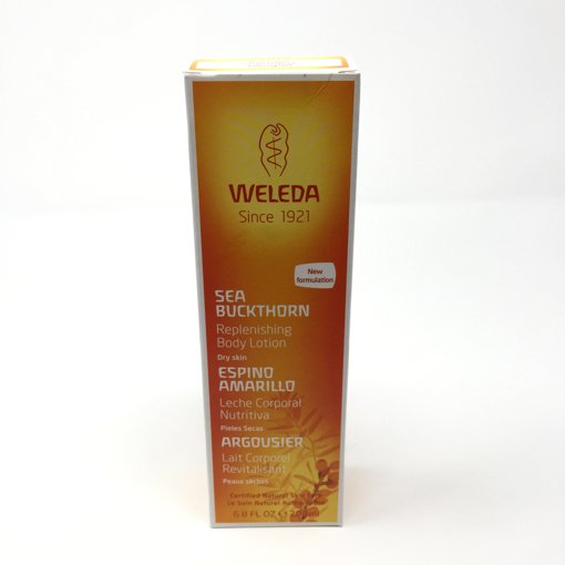 Picture of Sea Buckthorn Replenishing Body Lotion - 200 ml