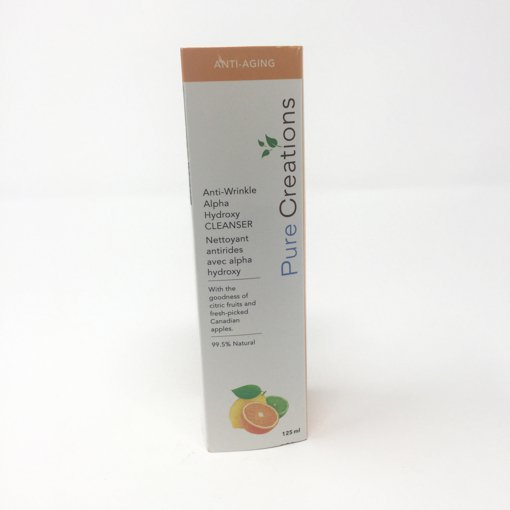 Picture of Anti-Wrinkle Alpha Hydroxy Cleanser - 125 ml