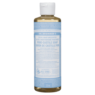Picture of Pure-Castile Soap - Baby Unscented - 237 ml