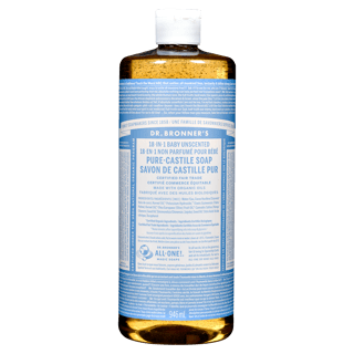 Picture of Pure-Castile Soap - Baby Unscented - 946 ml