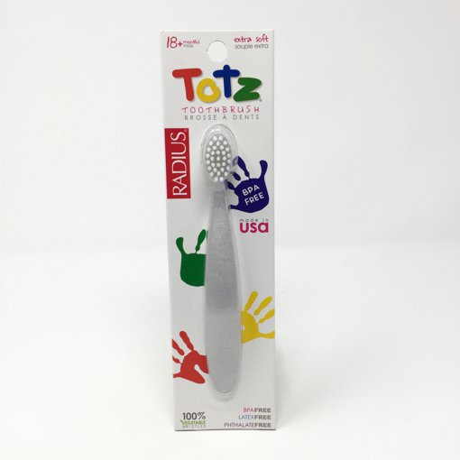 Picture of Totz Toothbrush - Extra Soft 18+ months - 1 each