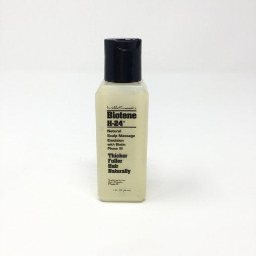 Picture of Biotene H-24 Natural Scalp Massage Emulsion With Biotin Phase III - 59 ml