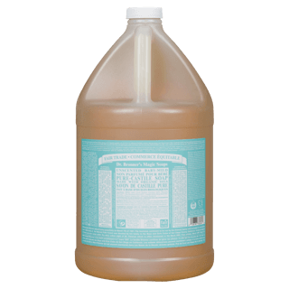Picture of Pure-Castile Soap - Baby Unscented - 3.6 L