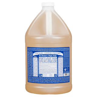 Picture of Pure-Castile Soap - Peppermint - 3.6 L