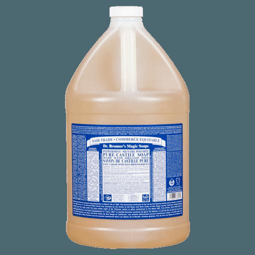 Picture of Pure-Castile Soap - Peppermint - 3.6 L