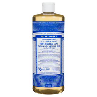 Picture of Pure-Castile Soap - Peppermint - 944 ml