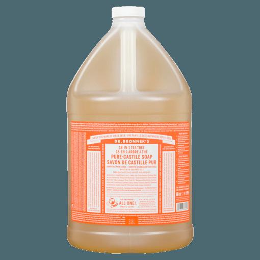 Picture of Pure-Castile Soap - Tea Tree - 3.6 L