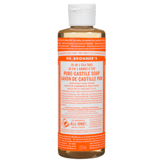Picture of Pure-Castile Soap - Tea Tree - 236 ml