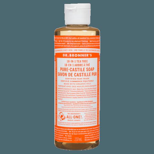 Picture of Pure-Castile Soap - Tea Tree - 236 ml