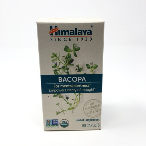 Picture of Bacopa - 60 capsules