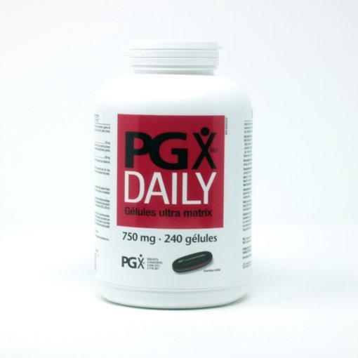 Picture of PGX Daily Ultra Matrix Softgels - 240 soft gels