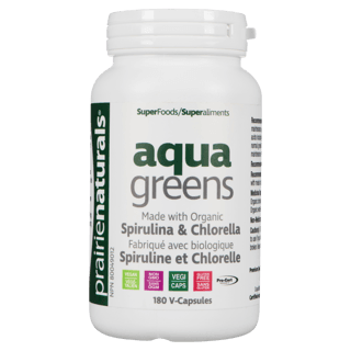 Picture of Aqua Greens - 180 veggie capsules