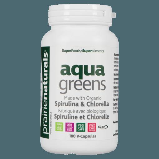 Picture of Aqua Greens - 180 veggie capsules