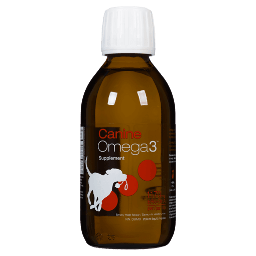 Picture of Canine Omega3 - Smoky Meat 1,170 mg EPA+DHA - 200 ml