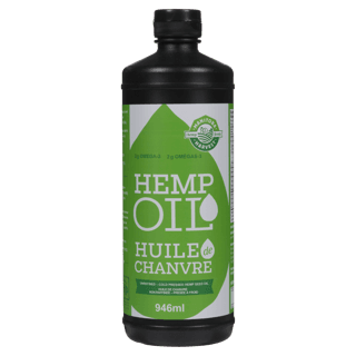 Picture of Hemp Oil - 946 ml