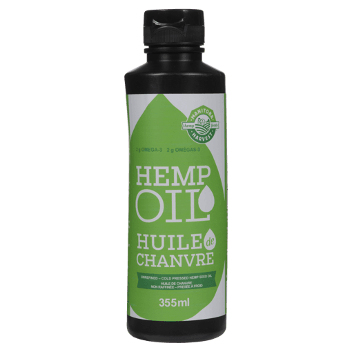 Picture of Hemp Oil
