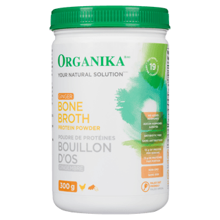 Picture of Bone Broth Protein Powder - Ginger - 300 g