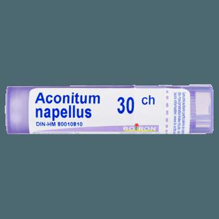 Picture of Aconitum Napellus - 30 CH - 80 pellets