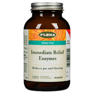Picture of Immediate Relief Enzymes - 120 veggie capsules