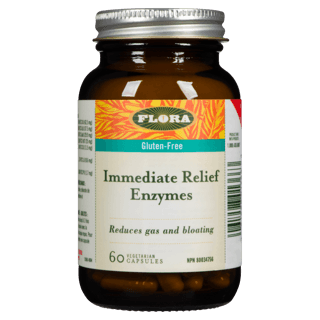 Picture of Immediate Relief Enzymes - 60 veggie capsules