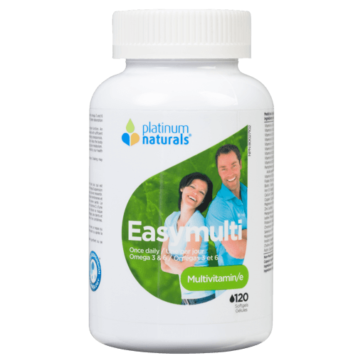 Picture of Easymulti Multivitamin - 120 soft gels