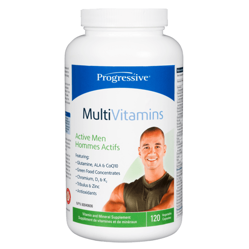 Picture of MultiVitamins Active Men - 120 capsules