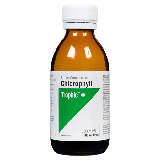 Picture of Chlorophyll Liquid - 100 ml