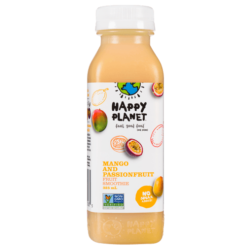 Picture of Fruit Smoothie - Mango and Passionfruit - 325 ml