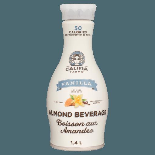 Picture of Almond Beverage - Vanilla - 1.4 L