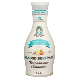 Picture of Almond Beverage - Unsweetened Vanilla - 1.4 L