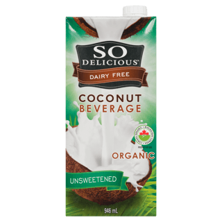 Picture of Coconut Beverage - Unsweetened - 946 ml