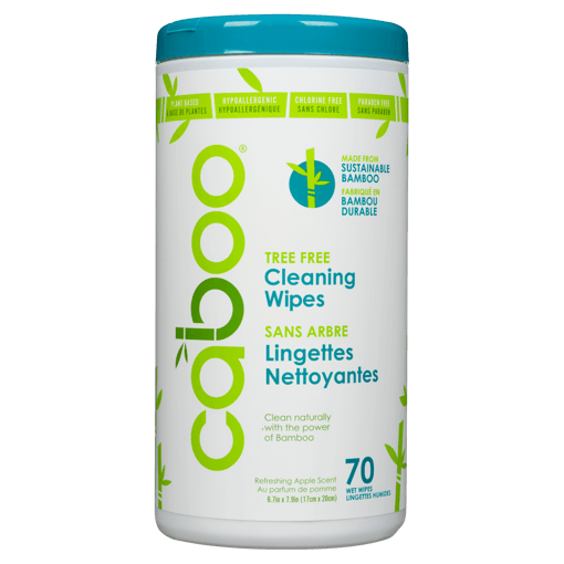 Picture of Tree Free Cleaning Wipes - 70 count