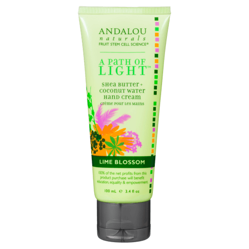 Picture of A Path of Light Hand Cream - Lime Blossom - 100 ml