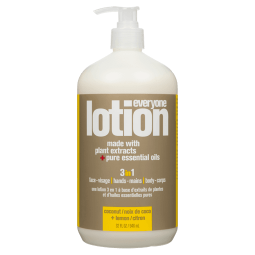 Picture of 3 in 1 Lotion - Coconut & Lemon - 946 ml